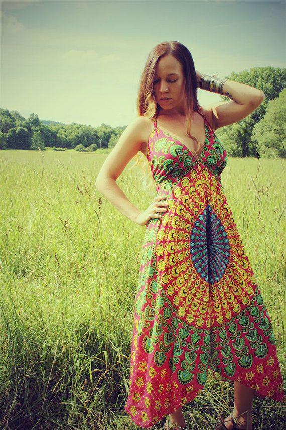 Sexy hippie dresses