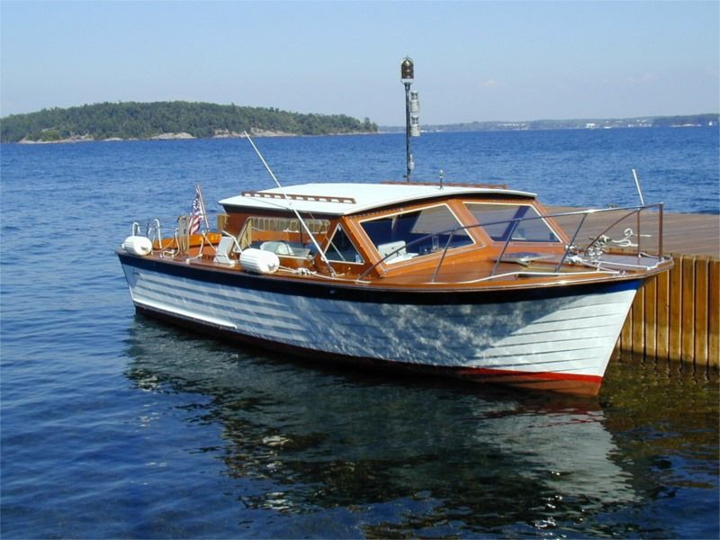 The Enduring Popularity of Lyman Boats > Thousand Islands ...