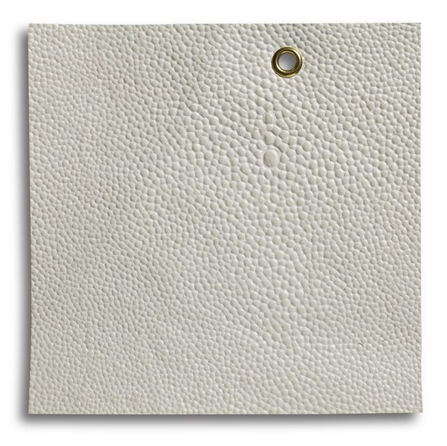 Edelman Leather Shagreen In White Sh17 Fabric Fabric Sofa Leather