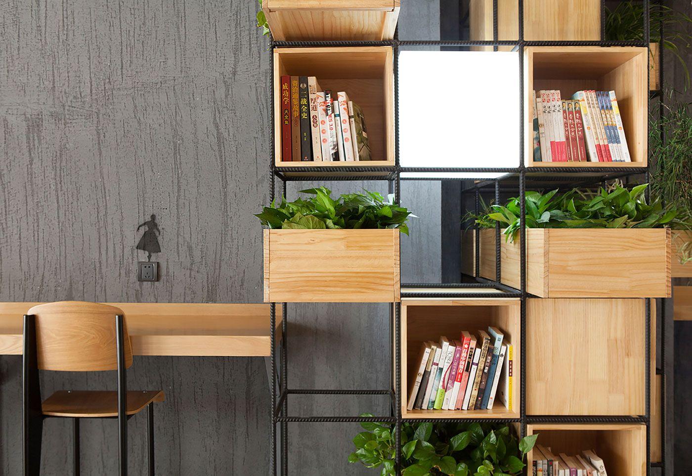 home café : penda | studios, architecture and home