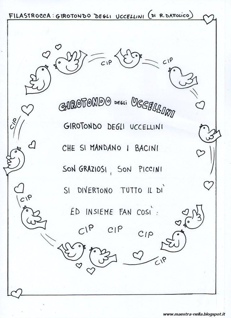 Maestra nella poesie illustrate idee per la scuola dell - Poesie primaverili per la scuola materna ...