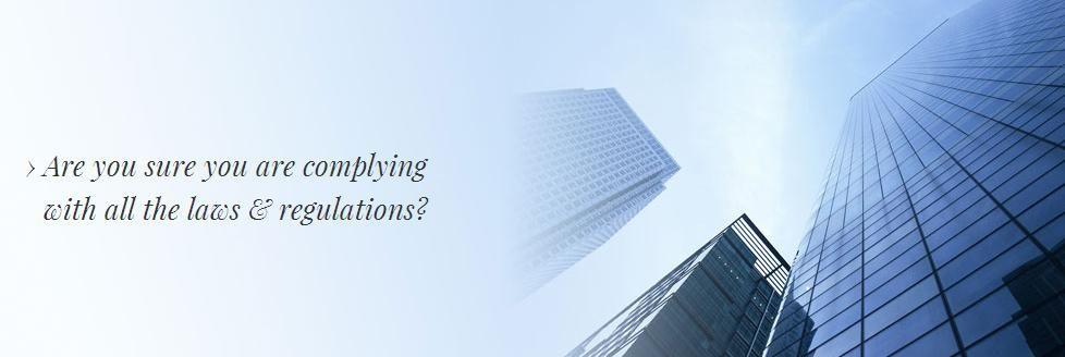 Visit this link http://regulatorycomplianceindia.blogspot.in/2014/01/implementing-regulatory-compliance-in.html