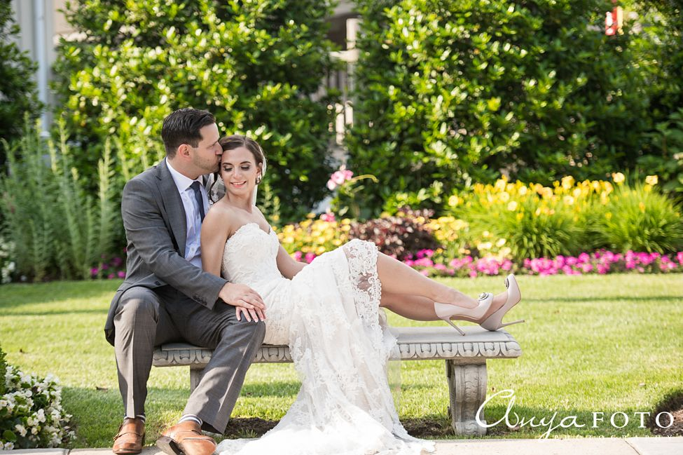 AnyaFoto   NJ Wedding Photographer   Bride and Groom