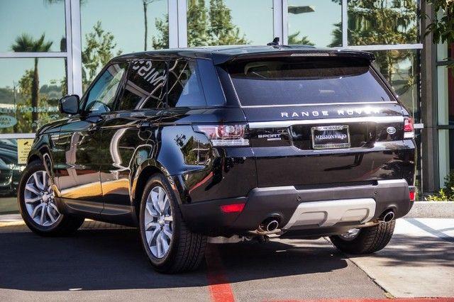 Land Rover Santa Monica >> 2016 Land Rover Range Rover Sport For Sale Hornburg Land