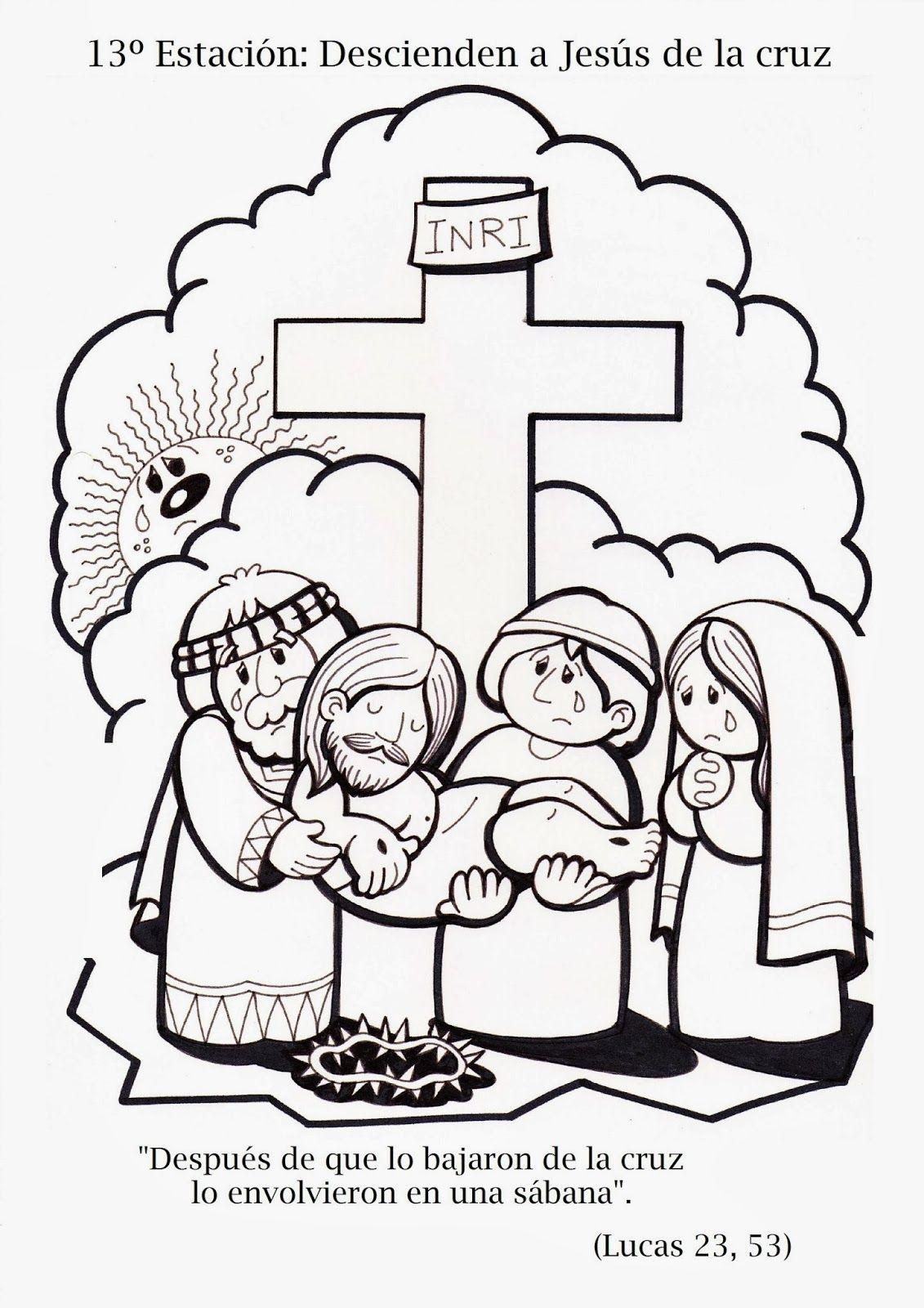 LasMelli   Religiones, Semana santa y Catecismo