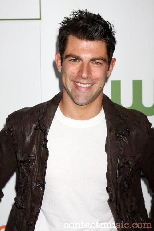 Max Greenfield He is so cute on New Girl