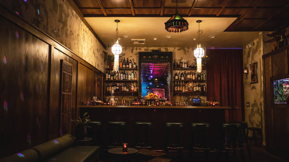 There S A New Cocktail Bar And Music Venue Hidden In Echo Park S Sticky Rice In 2020 Music Venue Weekend In Los Angeles Thai Restaurant
