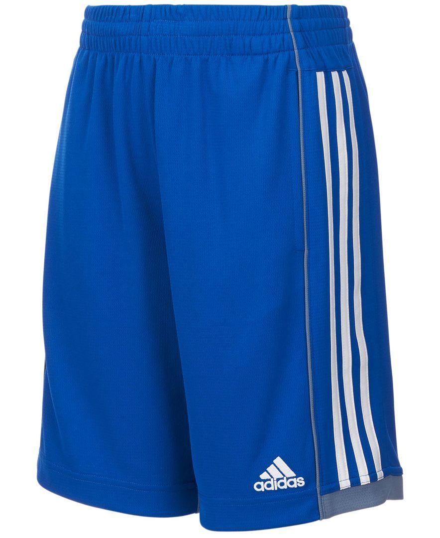 adidas Big Boys Fleece Shorts & Reviews Shorts Kids Macy's