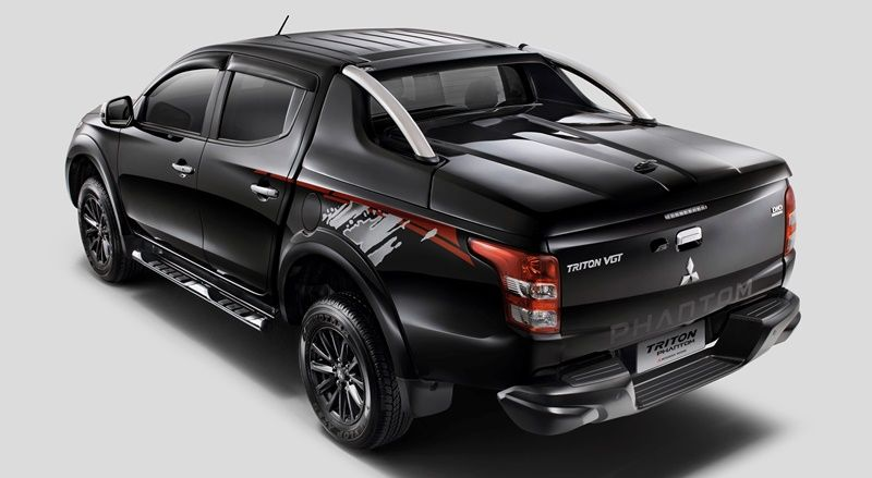Mitsubishi Triton Exceed 2016 Truck In Canada