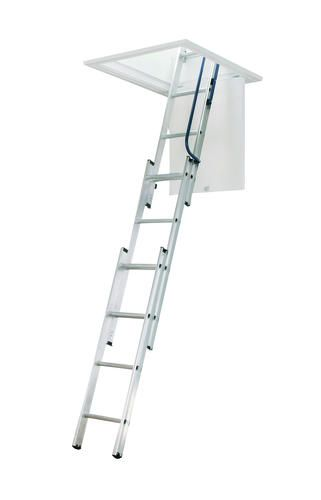 Menards 18 X 24 Min X 7 9 10 250 Lbs Compact Aluminum Attic Ladder Queue Up The Projects Pinterest Attic Ladder Attic And Compact