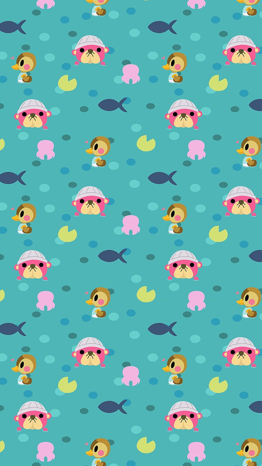 Animal crossing wallpaper (With images) Animal crossing