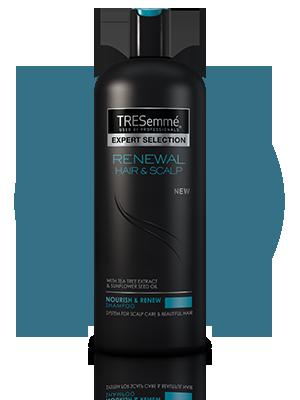 Renewal Hair Scalp Shampoo Scalp Shampoo Tresemme