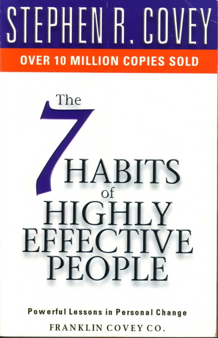Pdf 7 Habits Of Highly Effective People Special Books Books