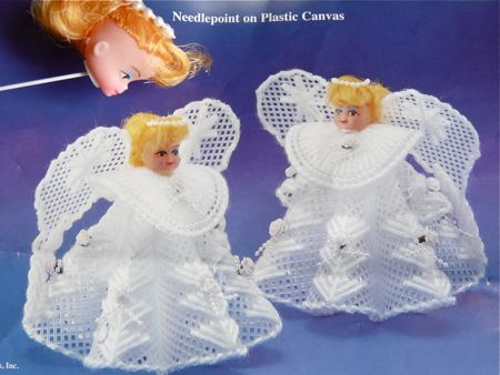 Free Patterns Plastic Canvas Angels And best of all, this angel - angels templates free