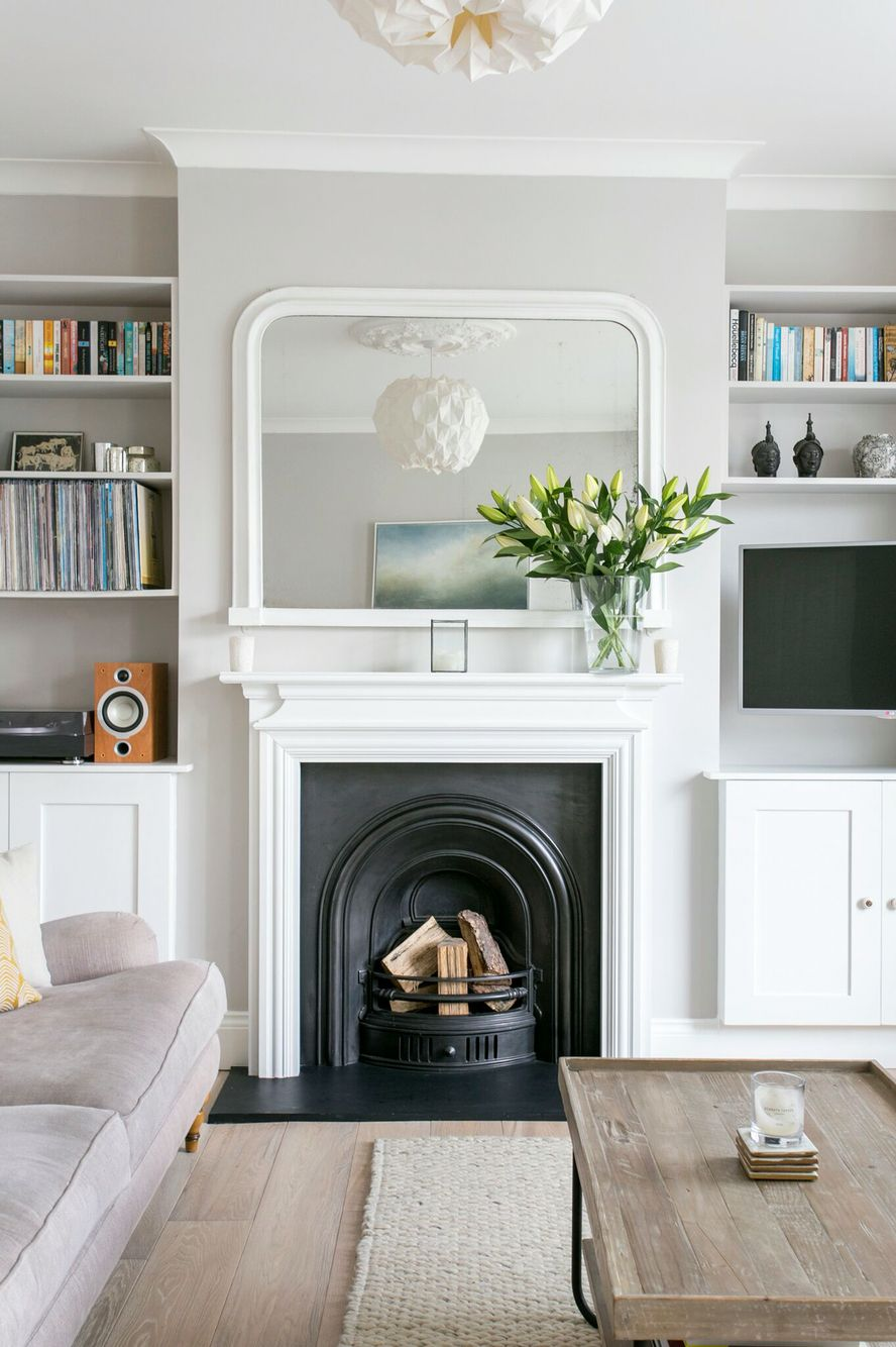 Sittingroom Fireplace Cornforthwhite Victorian Living Room Living Room Shelves Cosy Living Room