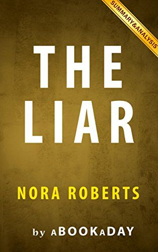 The Liar Nora Roberts Ebook