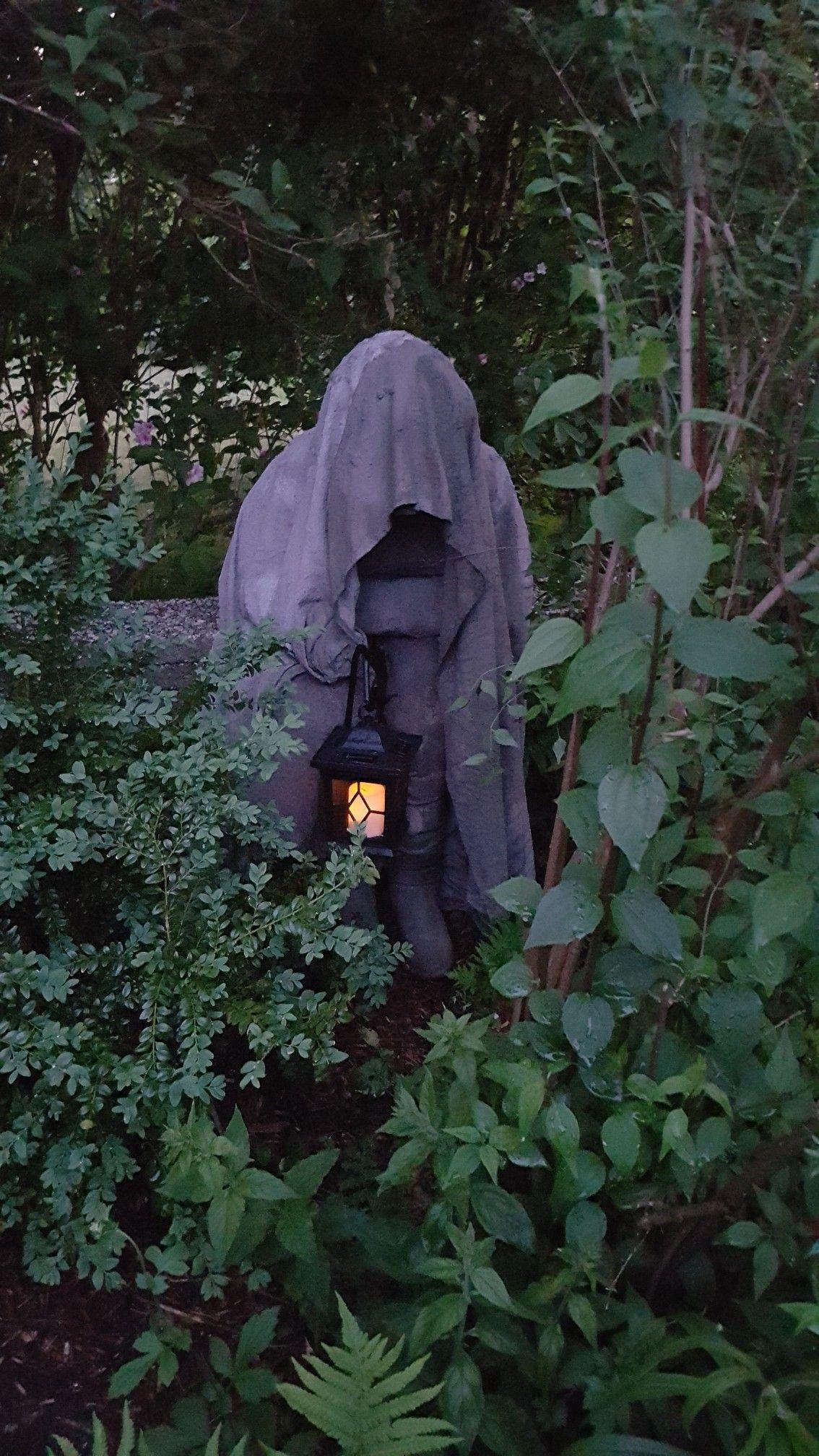 Wachter Am Abend Halloween Diy Outdoor Outdoor Halloween Halloween Outdoor Decorations