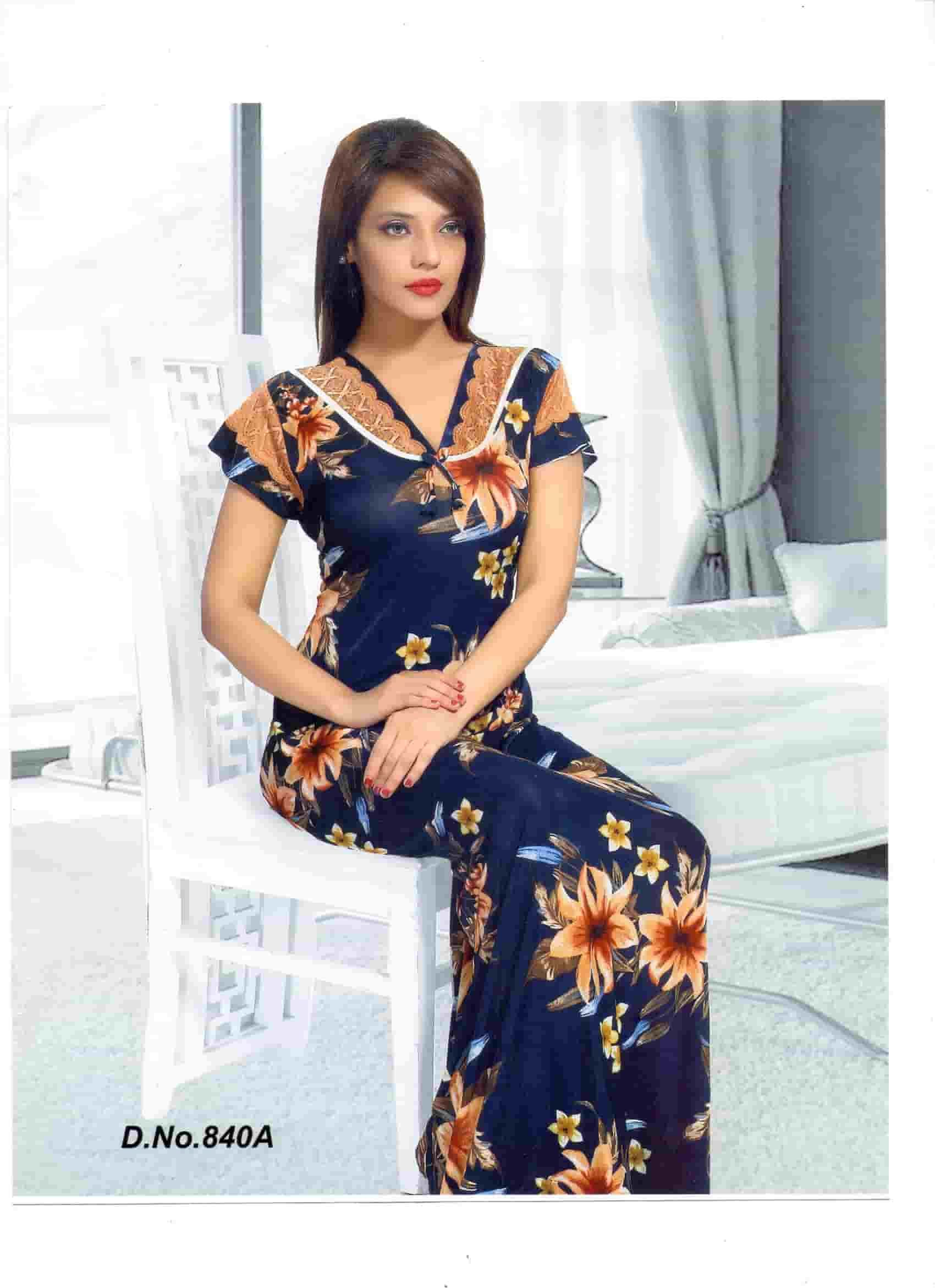 985dfd5f32e Indian Stylish Night Dresses Collection 2017 for Bridal Honeymoon ...