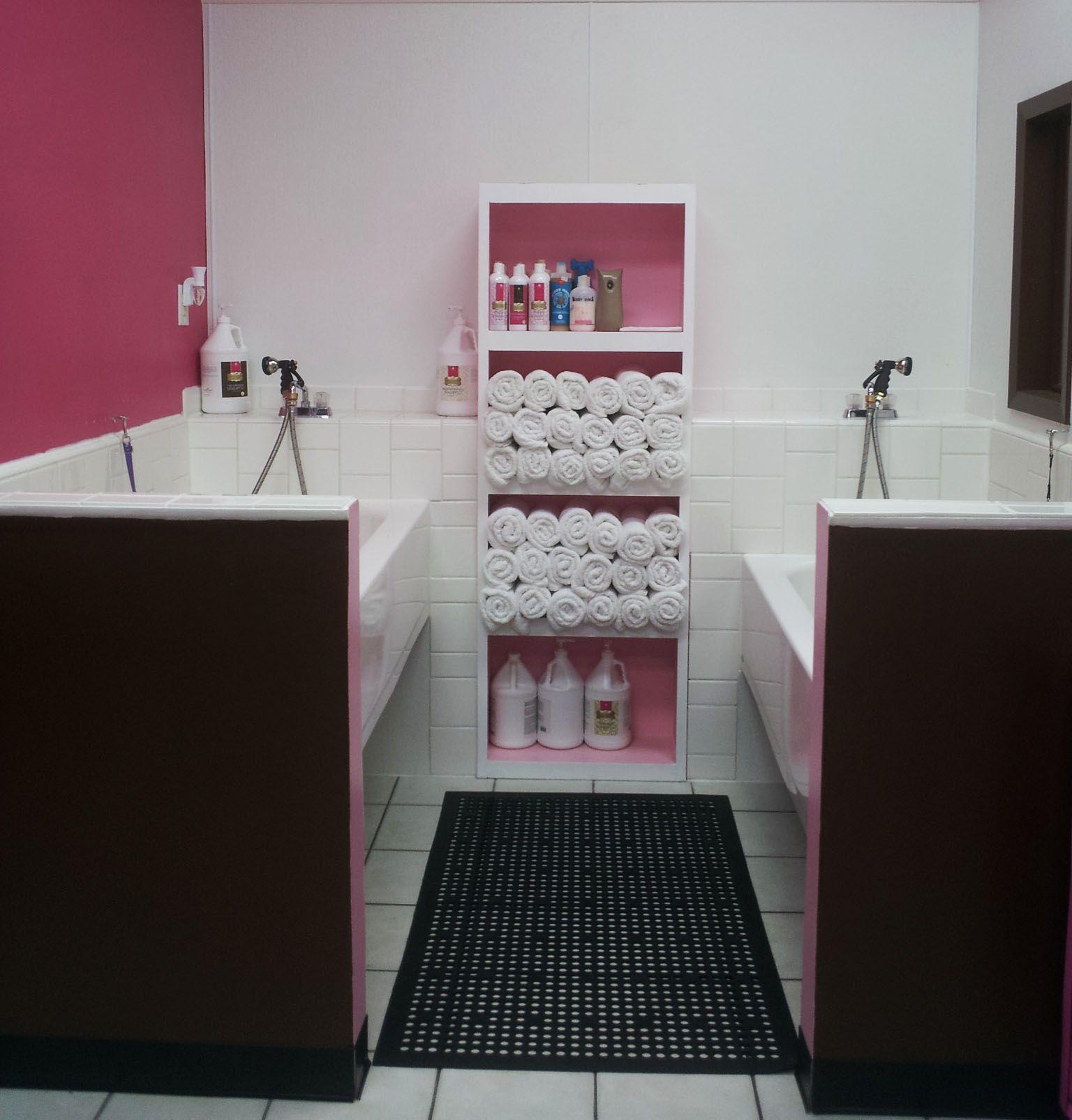 Grooming Shop Decorating Ideas Share Spa Para Perros Spa