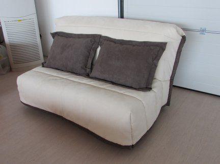 350 00 divano letto con rete in acciaio a doghe e - Divano letto con rete a doghe ...