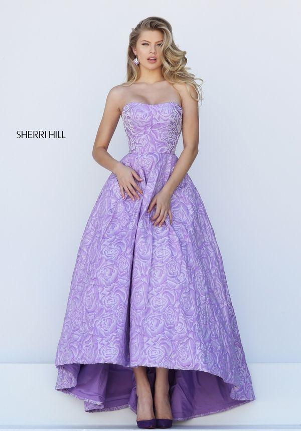 Sherri Hill 50436 | Sherrri Hill | Pinterest | Vestiditos, Vestidos ...