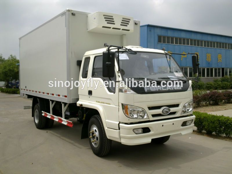 07bdcb1464 china refrigerator truck small refrigerated freezer truck