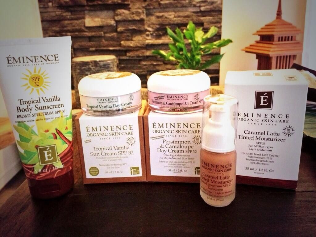 Protect Your Skin With Natural Organic Skin Are Products Like Eminence S Sun Care Line Eminence Organic Skin Care Organic Skin Care Lines Organic Skin Care