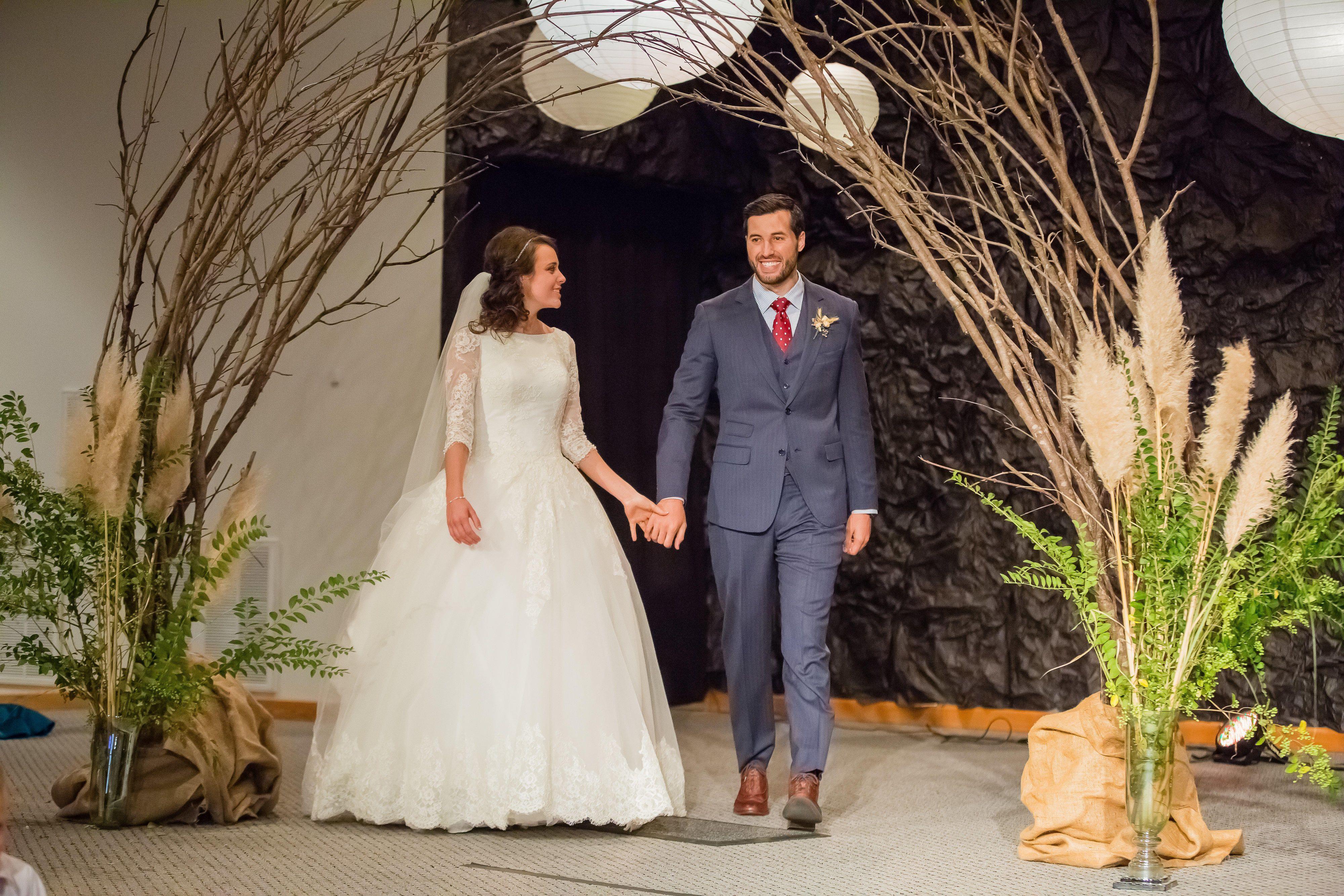 Official Site Duggar wedding, Jinger duggar wedding