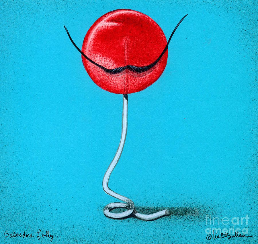 Salvadore Lolly... Painting  - Salvadore Lolly... Fine Art Print