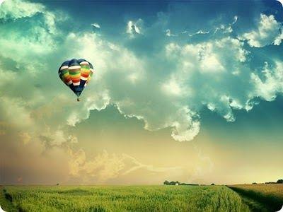 A vida é muito mais do que se imagina.  (Monique Gregorio)