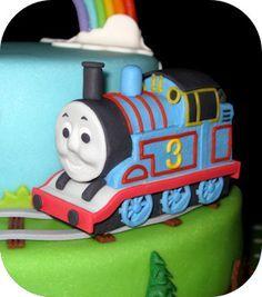 thomas de trein taart - Google zoeken