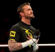 Cm Punk When He Was The Leader Of Nexus People I Love Pinterest