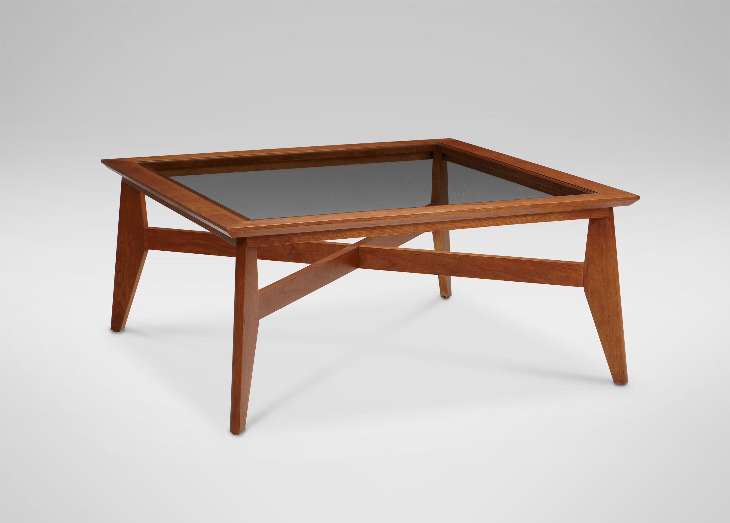 Ethan Allen Trevor Coffee Table Living Furniture Table Living