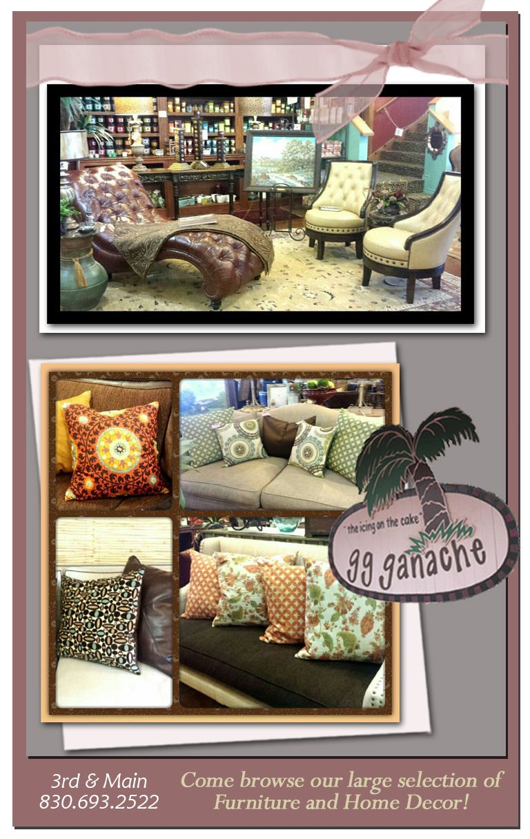 Attrayant Shop LOCAL In Marble Falls At GG Ganache Gorgeous New Furniture Throughout  The Store! DECORATING