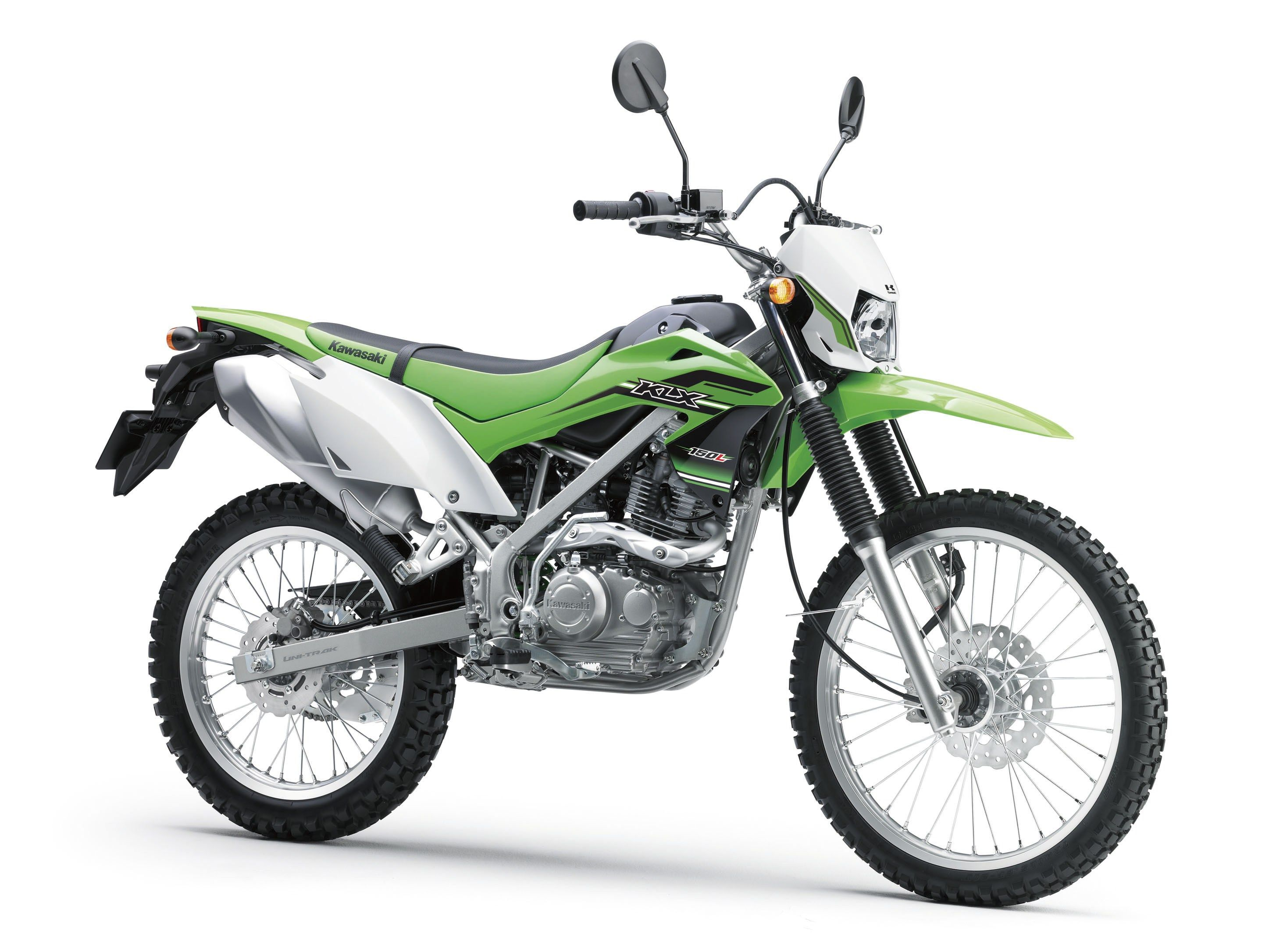 Nueva Kawasaki Klx 150 2017 Naves 4 4 Motos Enduro Motos Super Motos