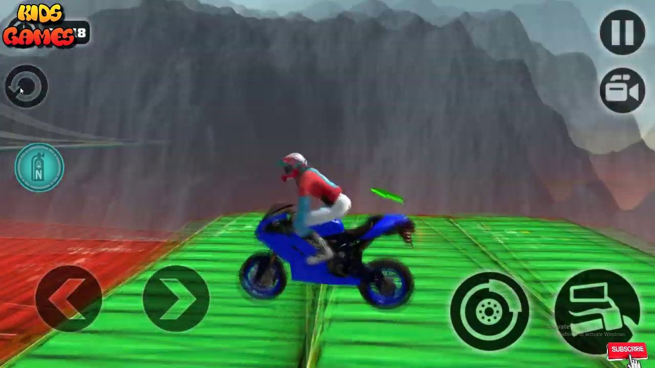 Impossible Motor Bike Tracks Game 3d 201 Best Driver Free