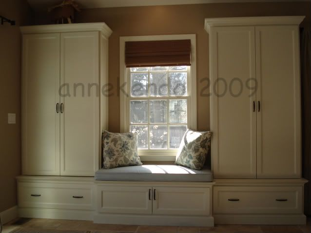 C Is For Cute As A Button Remodel Bedroom Bedroom Window Seat Build A Closet