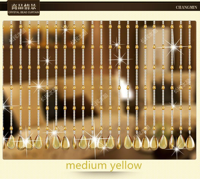 Wonderful Crystal Glass Eco Friendly Beads Curtain For Hotel Store Shop Coffee Or  Home Decoration Hanging Door Beads Curtain   Buy Crystal Beads Curtain,Bead  Curtains ...