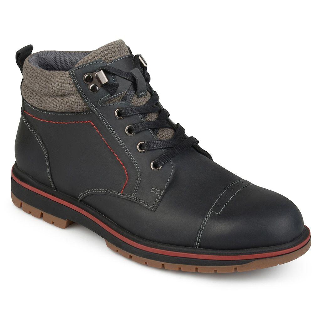 985955a63d7 Vance Co. Javor Men's Work Boots, Size: Medium (7.5), Black in 2019 ...