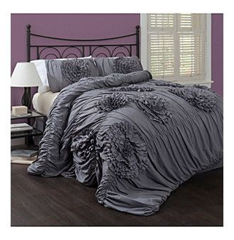 Lush Decor Serena 3-pc. Comforter Set