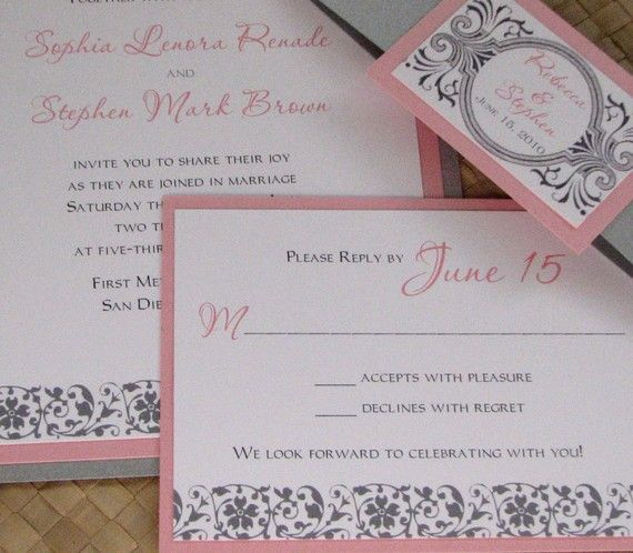 light pink and grey weddings - Google Search | someday! | Pinterest ...