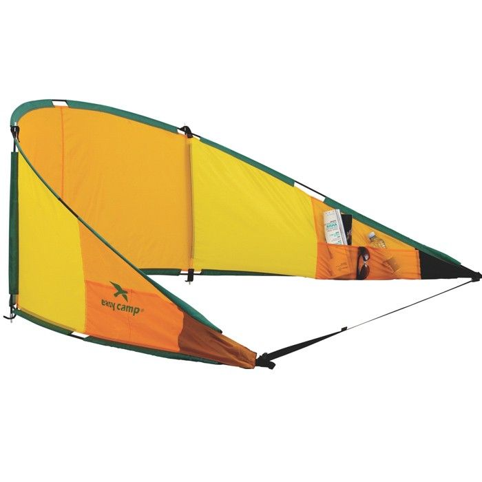 P This Easy Camp Surf Windscreen Windbreak Is A Modern Take On The Traditional Beach Windscreens With Same Level Of Protection From Wind And Sun
