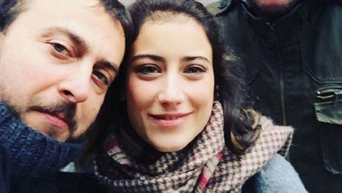 Hazal Kaya ile sevgilisi Ali Atay sonunda evleniyor ile ilgili görsel sonucu
