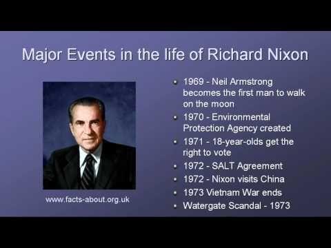 37 Richard M Nixon History Presidential Educational For