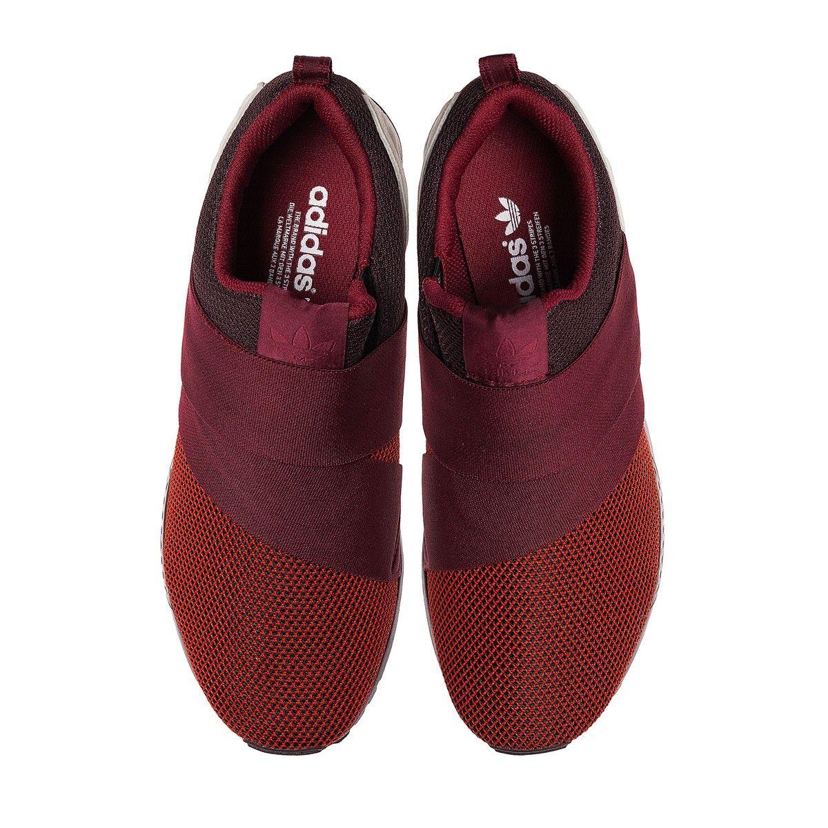 fd2b9f2ea adidas originals ZX Flux Slip On Footwear - Slam Jam Socialism ...