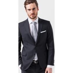 Photo of Modular jacket in dark gray windsorwindsor
