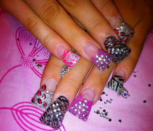 I Like It Wild Perfect Nails Nails Makeup Nails