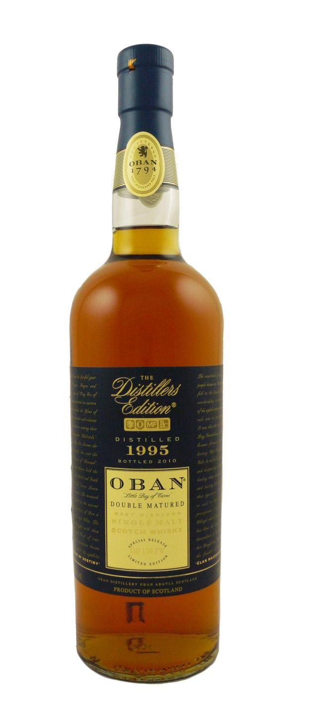 Oban Distillers Edition Double Matured 1995