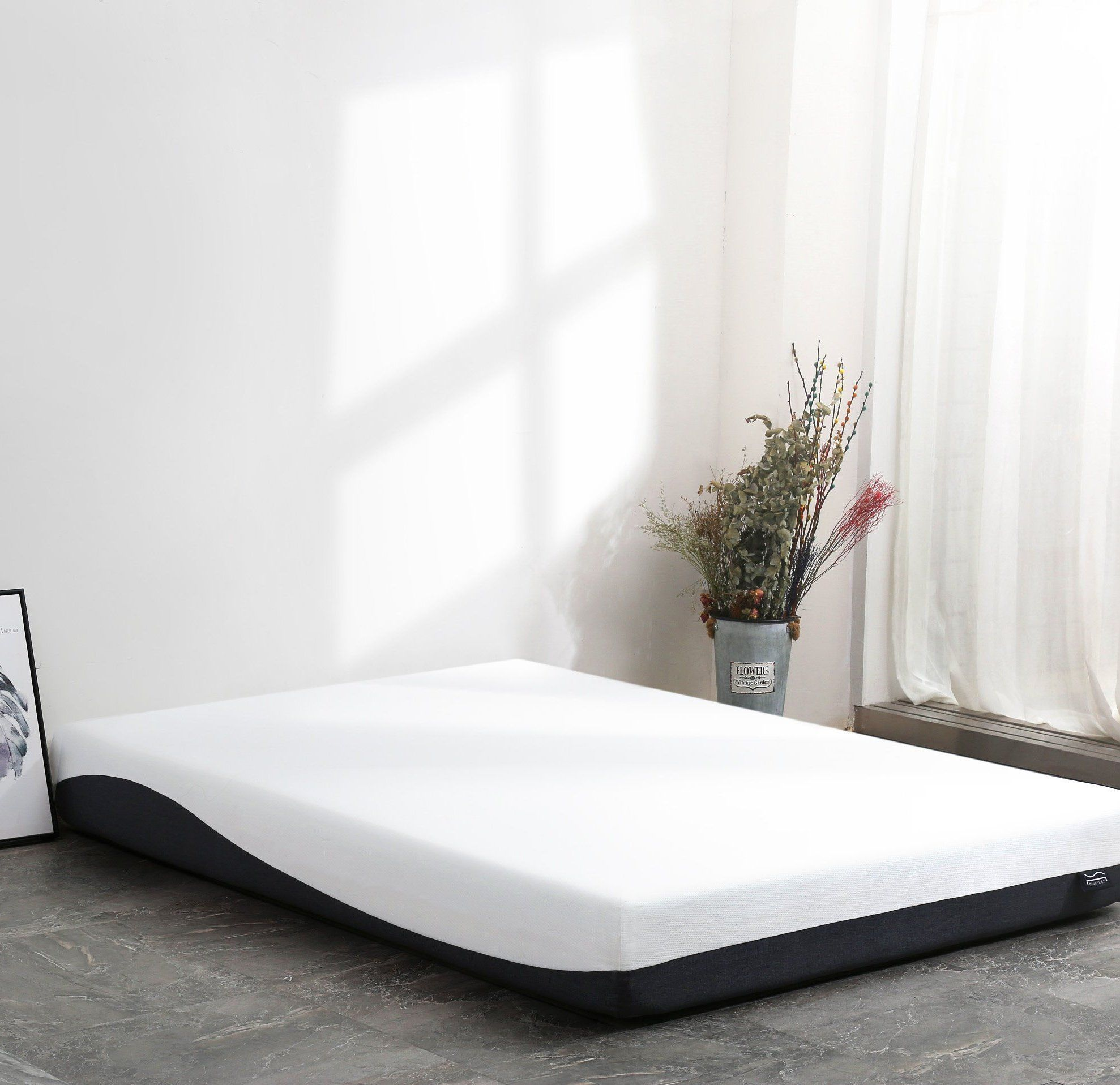 breathable waterproof cotton mattress protector mattress
