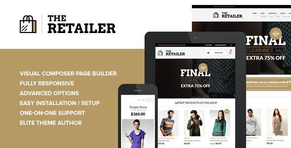 The Retailer v2.5.3 - Responsive WordPress Theme - https ...